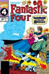 Fantastic Four (1961) #356 Cover