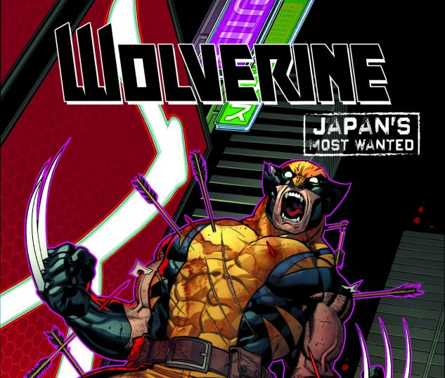 WOLVERINE: JAPAN'S MOST WANTED HC (WITH DIGITAL CODE)