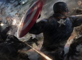 Marvel's Captain America: The Winter Soldier concept art by Rodney Fuentebella