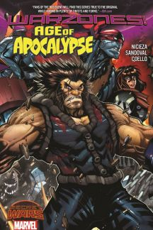 Age of Apocalypse: Warzones! (Trade Paperback)