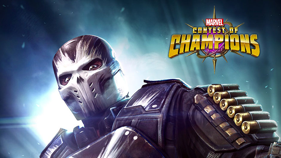 Entering Marvel Contest of Champions: Crossbones