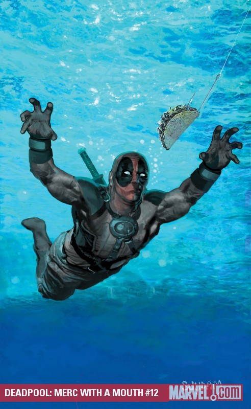 Deadpool: Merc with a Mouth (2009) #12