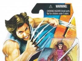 X-Men Origins: Wolverine Gambit action figure