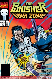 The Punisher: War Zone (1992) #30
