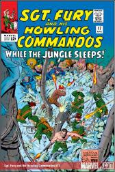 Sgt. Fury and His Howling Commandos #17