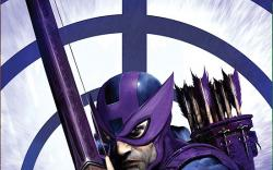 DARK REIGN: HAWKEYE #1