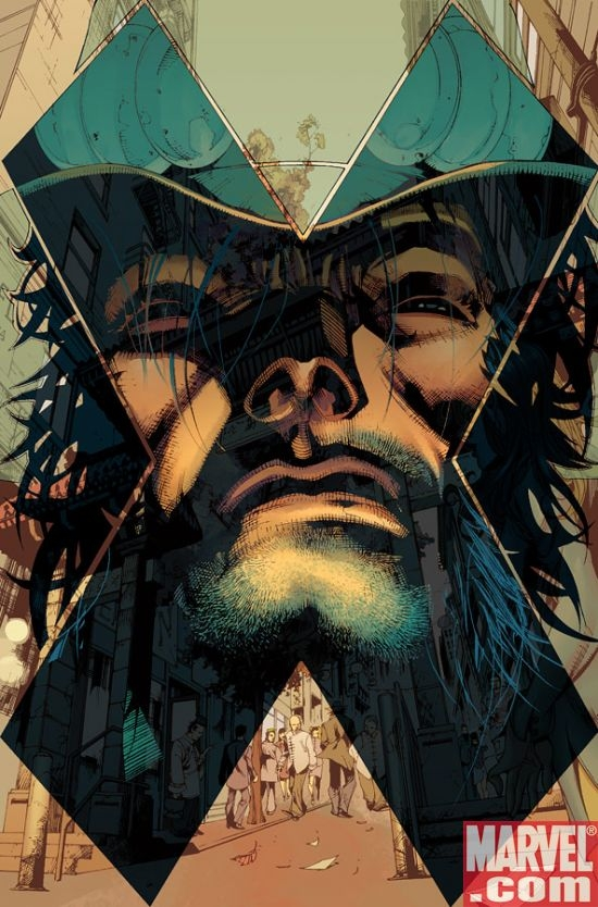 WOLVERINE: MANIFEST DESTINY #1 Interior Art