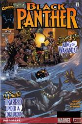 Black Panther #14 