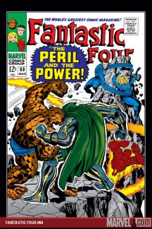 Fantastic Four (1961) #60