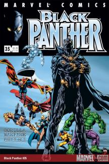 Black Panther (1998) #35