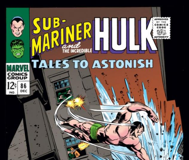 Tales to Astonish #86