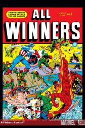 All-Winners Comics #7