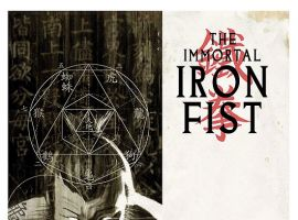 IMMORTAL IRON FIST #9