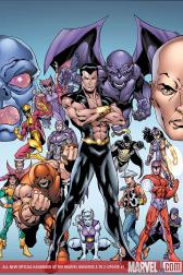 All-New Official Handbook of the Marvel Universe a to Z: Update #3