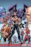 All-New Official Handbook of the Marvel Universe a to Z: Update (2007) #3