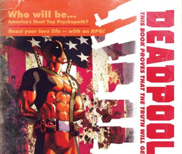 Deadpool: Wade Wilson's War (2010) #3