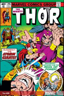 Thor (1966) #295