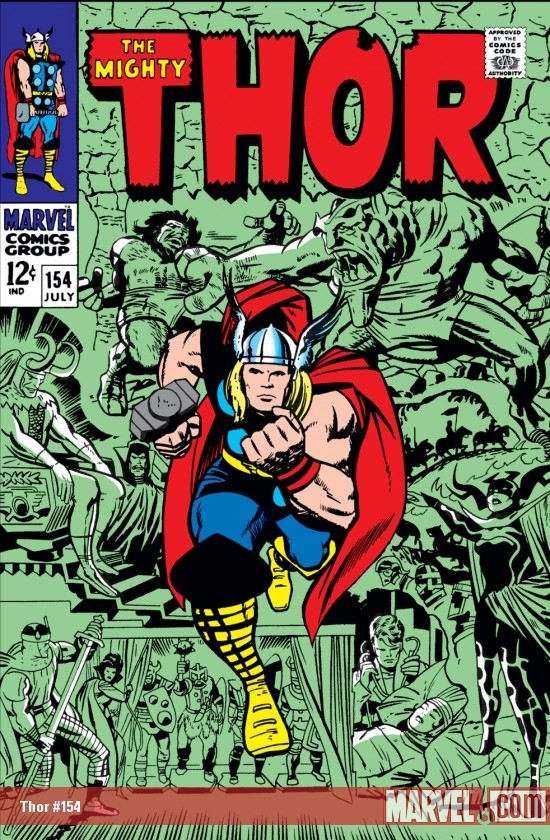 Thor #154