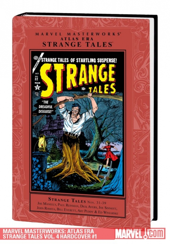 Marvel Masterworks: Atlas Era Strange Tales Vol. 4 (2010) #1