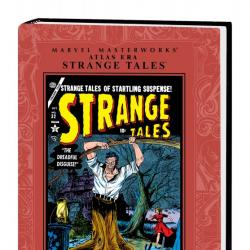 Marvel Masterworks: Atlas Era Strange Tales Vol. 4 (2010 - 2011)