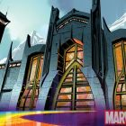 The Avengers: EMH! Background Art