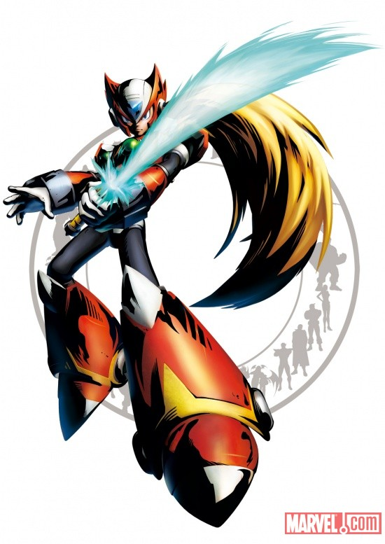 Marvel vs. Capcom 3: Zero Character Art