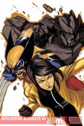 Wolverine &amp; Jubilee #4 