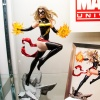Ms. Marvel Bishoujo Statue from Kotobukiya at Toy Fair 2011