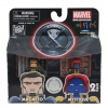 Magneto and Mystique X-Men: First Class movie Minimates from Diamond Select Toys