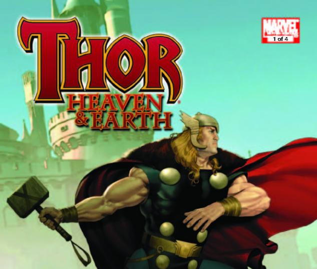 Thor: Heaven &amp; Hell (2013) #1