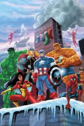 Marvel Holiday Comic 2011 #1 