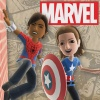 Spider-Man & Captain America gear for Xbox avatars
