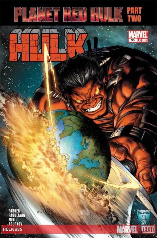Hulk (2008) #35