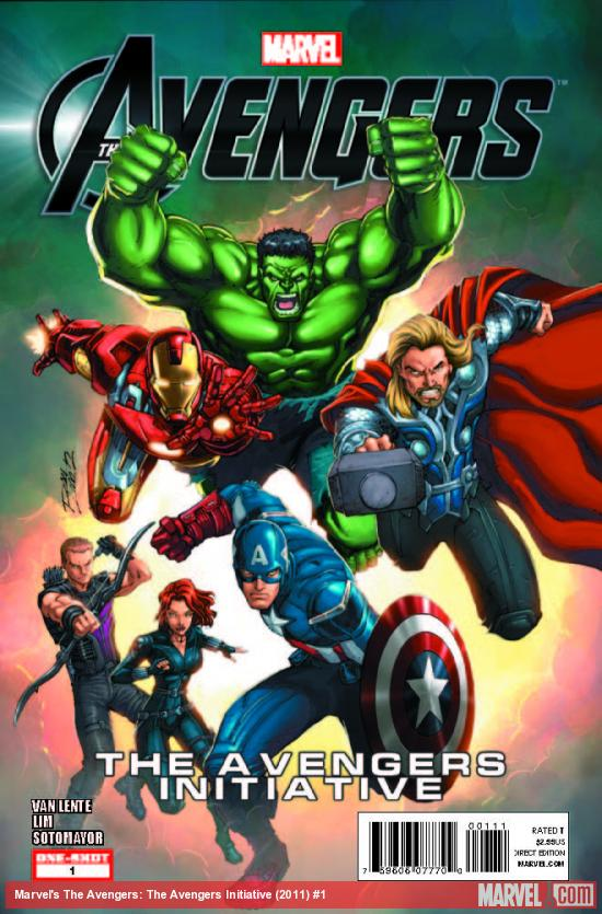 MARVEL'S THE AVENGERS: THE AVENGERS INITIATIVE 1