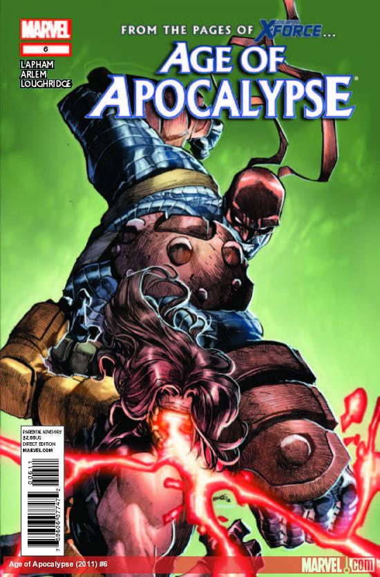 AGE OF APOCALYPSE 6