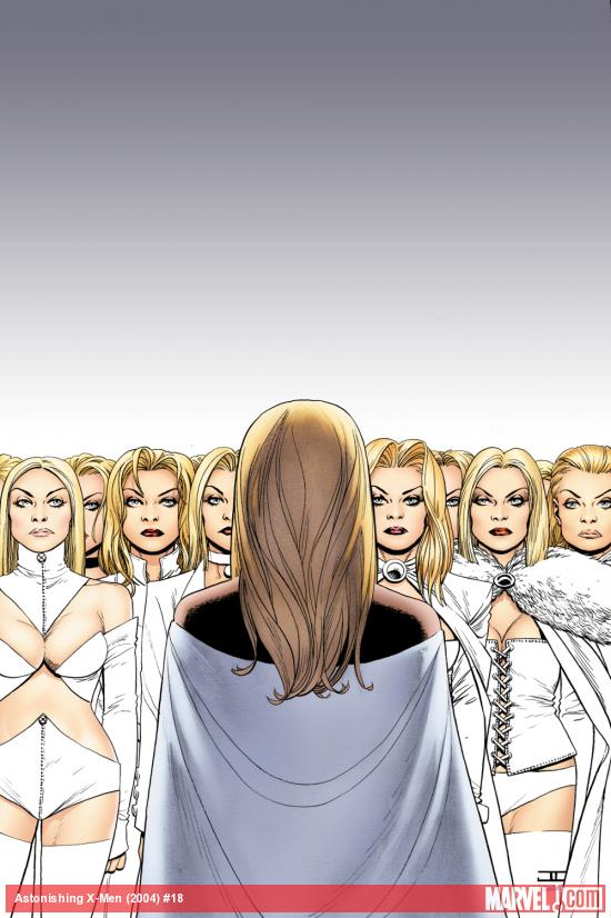 Emma Frost faces her past in Astonishing X-Men: Torn