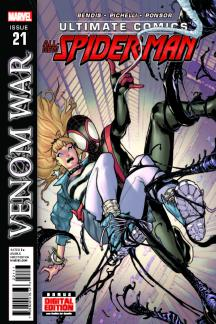 Ultimate Comics Spider-Man #21