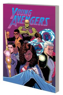 YOUNG AVENGERS VOL. 3: MIC-DROP AT THE EDGE OF TIME AND SPACE TPB  (Trade Paperback)