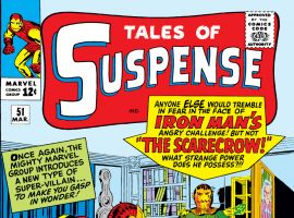Tales of Suspense (1959) #51 Cover