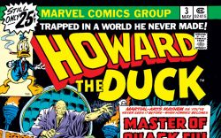 Howard the Duck (1976) #3 Cover