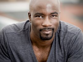 Mike Colter Luke Cage casting