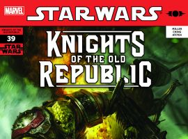 Star Wars: Knights Of The Old Republic (2006) #39