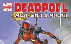 Deadpool: Merc with a Mouth (2009) #7 (3RD PRINTING)