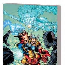 Thor by Dan Jurgens &amp; John Romita Jr. Vol. 3 (Trade Paperback)
