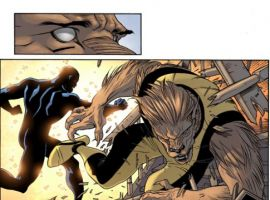 YOUNG X-MEN #2 preview art by Yanick Paquette