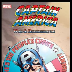 CAPTAIN AMERICA: WAR &amp; REMEMBRANCE TPB #0
