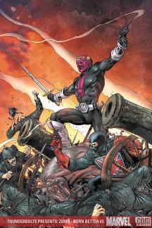 Thunderbolts Presents: Zemo - Born Better #3