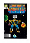 Infinity Gauntlet (1991) #4