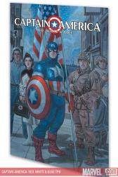 Captain America: Red, White & Blue (Trade Paperback)