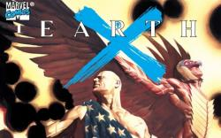 EARTH X (2009) #1 COVER